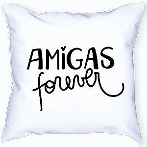 Almofada Personalizada Amigas Forever