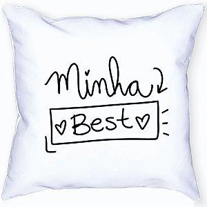 Almofada Personalizada Minha Best