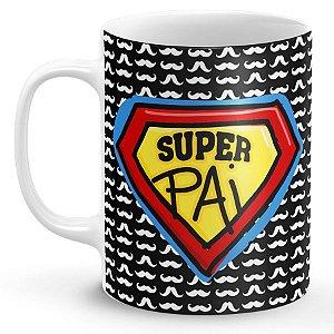 Caneca Super Pai (Modelo 2)