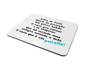 Mouse Pad Dia dos Pais - Frases