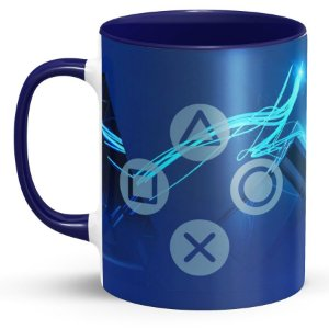 Caneca PlayStation (Modelo 1)