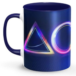Caneca PlayStation  (Modelo 3)