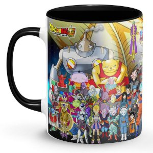 Caneca Personalizada Dragon Ball Super (Modelo 3)