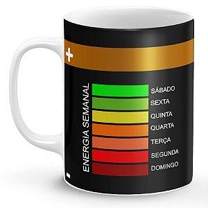 Caneca Energia Semanal