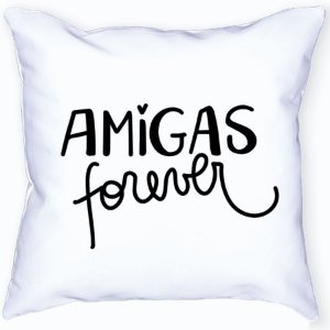 Almofada Amigas Forever