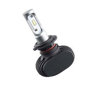 Lampada 12v/24v Led Ultra H4 30w+30w Auto 6200k 4000l Multil
