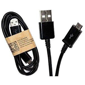 CABO(G)USB-AM 1MT V8 PT 4MM PVC IMP