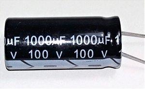 Capacitor Eletrol 1000mfx100v 30x22 Epc