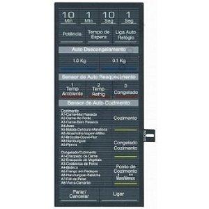 Membrana Panasonic Nn7809 Branca