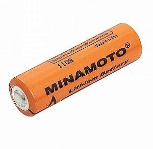 Bateria 3,6v Lithium Aa 2400ma C/top S/term Nao Recareegavel