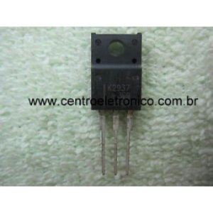 TRANSISTOR 2SK2937 FET TO220 ISOL 3T