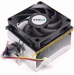 Ventilador 12v Cooler Amd Atholon K861cu