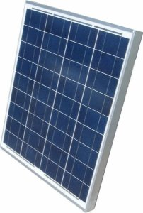 Modulo(g)solar 10w 12v 1a 350x295x18mm