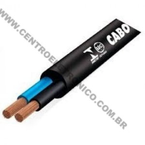 Cabo Pp 2x0,75mm Pt B500m