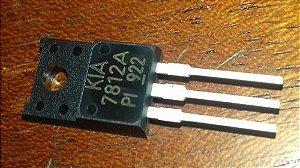 Circuito Integrado Lm7812 3t Isol To220