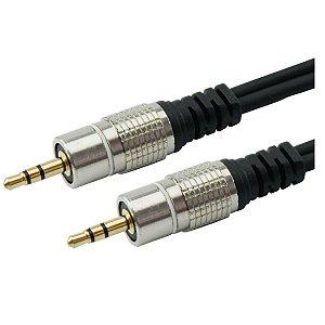 Cabo Audio 1p2st+1p2st 1,8mt Pt Gold Met Sce