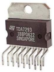 Circuito Integrado Tda7293 Pente 15p