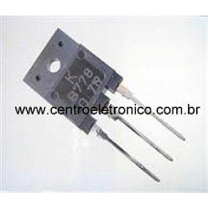 TRANSISTOR 2SB778 GRANDE ISOLADO TO247