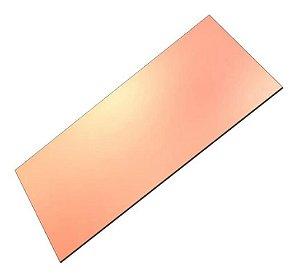 Placa Ci 15x45cm Fenol 1face