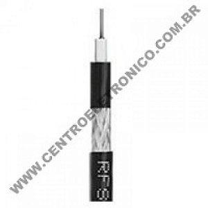 Cabo 75r Rf4mm 67% 4mm Tiaf Preto
