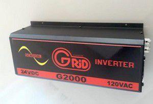 INVERSOR(G)24V 2000W S-220V(CH)O-MODGRID