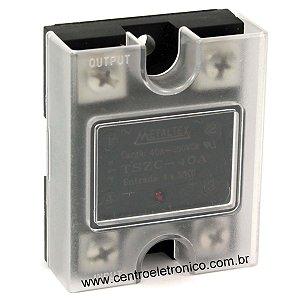 RELE SOLIDO 5/32VDC 40A 90/380VAC MTX