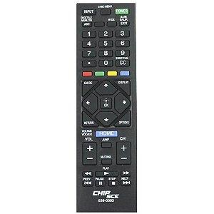 CONTROLE SONY TV RMYD093 AAAX2