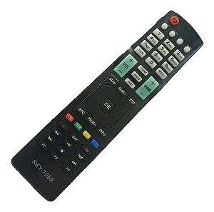 Controle Receptor Cinebox Maestro Fantasia - SKY7059