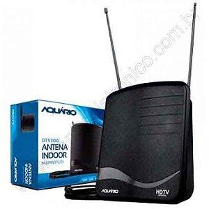 ANTENA TV INTERNA HDTV AQUARIO DTV1100