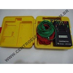 MEDIDOR TERROMETRO DIG MTR1522 MINIP(ENC