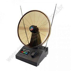 ANTENA TV INT HDTV PARABOLICA 2HASTES