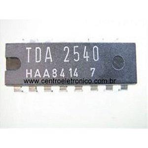 CIRCUITO INTEGRADO TDA2540Q/L OU