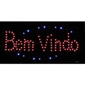 PAINEL(G)LEDS BEM VINDO)110V