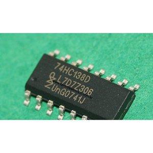 CIRCUITO INTEGRADO SN74HC138-D SMD/SOIC