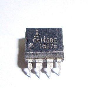 CIRCUITO INTEGRADO CA1458N/LM4558 DIP