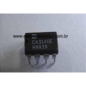 CIRCUITO INTEGRADO CA3140E 8P DIP