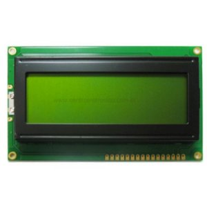DIODO DISPLAY LCD VERDE 16X2 100X30MM