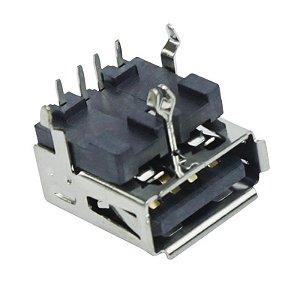 Conector Usb A-f Pci 90gr 4t Fsc