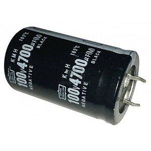 CAPACITOR ELETROL 4700MFX100V 35X35 EPCO