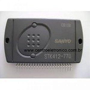 CIRCUITO INTEGRADO STK412-770 SANYO ORIG