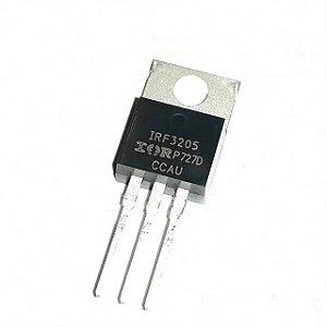 Transistor IRF3205 Fet