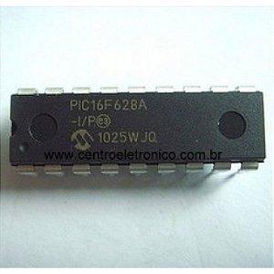 CIRCUITO INTEGRADO PIC16F628A-I/P DIP