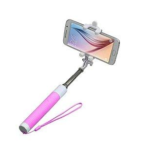 Pau de Selfie Bluetooth com Rosca para Tripé Hoco - K12