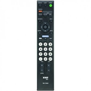 CONTROLE SONY TV LCD 32P/50P AAX2 MXB