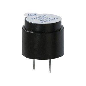 BUZZER 12VDC CONTINUO MINIAT 2T P/PCI