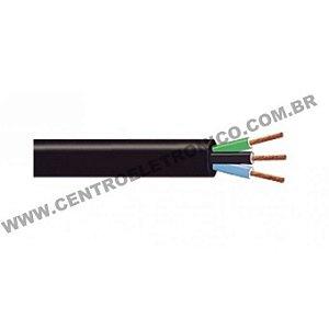 CABO PP 3X2,50MM PT MEGA/CBX
