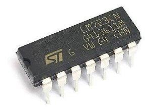 CIRCUITO INTEGRADO LM723CN DIP
