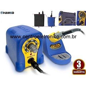 ESTACAO(G)SOLDA DIGIT HAKKO FX888 220V