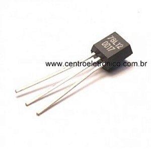 CIRCUITO INTEGRADO LM78L12 +12V(BC)