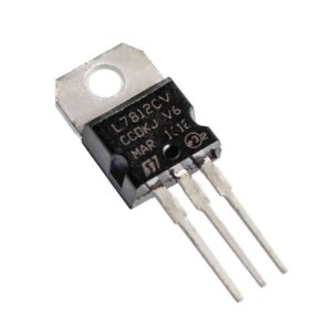 CIRCUITO INTEGRADO LM7812 +12V METAL(CD)